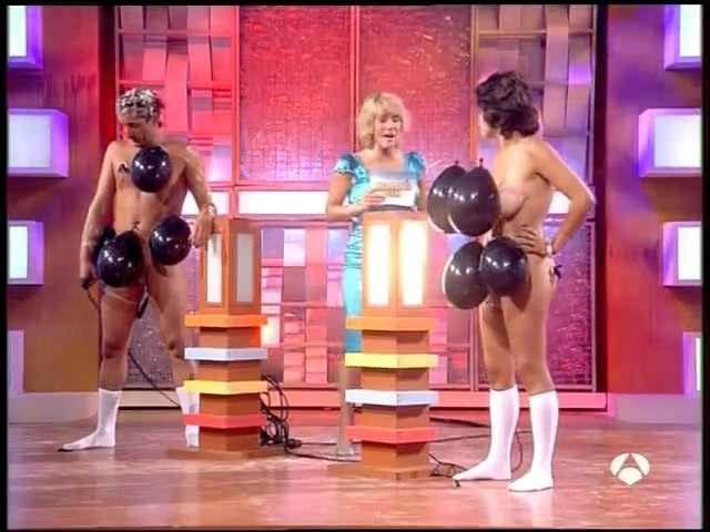 spanish tv on Nudity