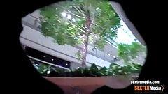 Hidden Cam - 2 Teenies im Kaufhaus aufgerissen