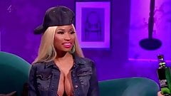 Nicki Minaj - Alan Carr, Chatty Man (02-11-2012)