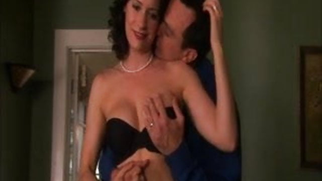 Paget brewster boobs
