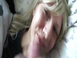 Wanking-off on Her #43 Morning Protein Face Mask