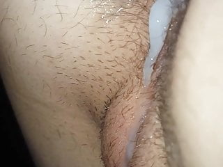 Cumming on an 18 year old pussy!!