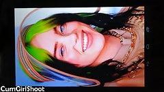 Billie Eilish Cum Tribute #5 (The BRIT Awards 2020)