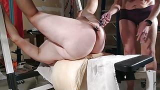 Lady J abuses my big white ass
