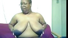 Fat Black Woman On Cam