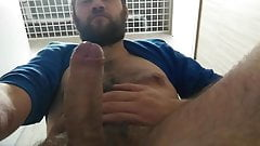 Masturbation at Work 10