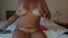 Perfect chubby granny