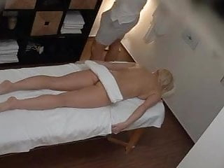 Hidden Camera Massage
