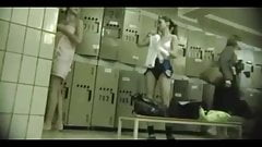 Hidden camera in locker room
