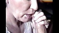 homemade wife sucks and swallows