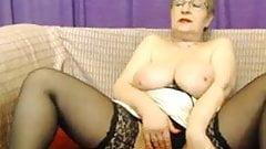 mature rita milf show soft boobs play with boobs 2