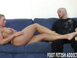 Preview 1 of Worship my feet, slave boy