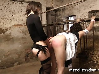Danke Miss Flora Anal Invasion And Hot Wax For Moya S Ass