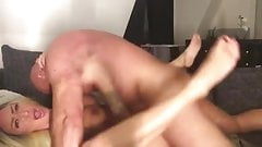 my mom enjoying hot sex with our new neighbor