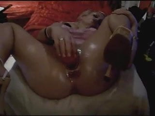 Warming Up Her Wet Pussy