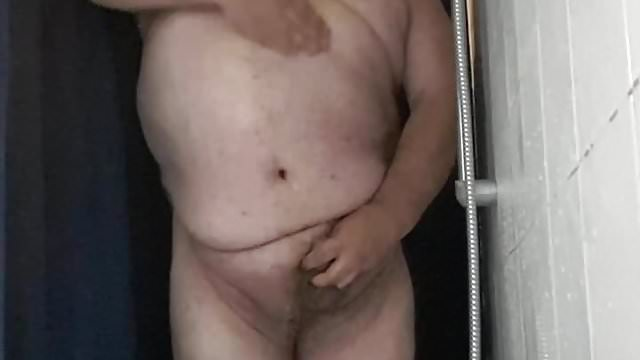 Preview 1 of piss before shower