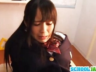 Teen Ruka enjoys fucking at school
