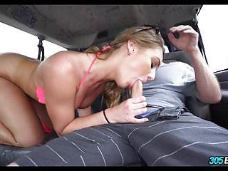Bikini Babe picked up in Miami