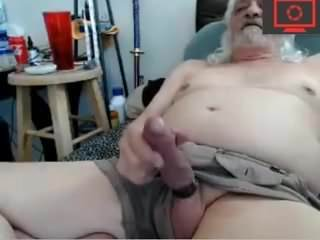 jerking gay grandpa
