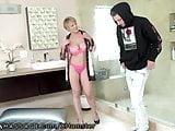 NuruMassage Tailed Friends Mom 2 Work & She Massaged My Dick