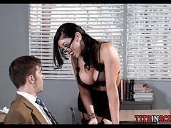 Hot for Big Tit Teacher