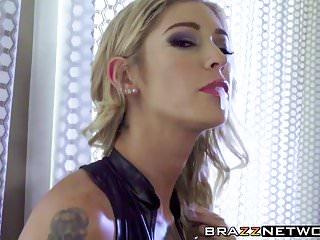 Big ass Cassidy Klein and Kleio Valentien hot licking