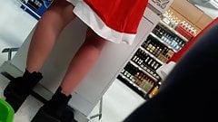 Upskirts  bajo la falda