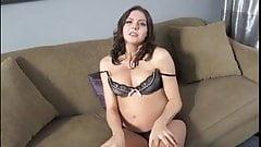 Daddy Cum on My Pregnant Belly