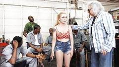 Casey Ballerini Interracial Gangbang