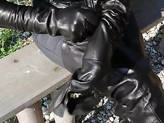 glove work