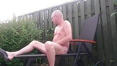 outdoor wanking by dirtyoldman100001