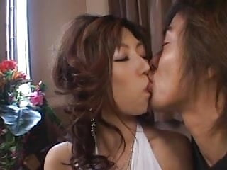 Busty Japanese porn star 1 of 9