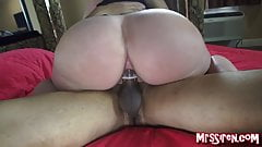 Wife Ass Fucked by Boy Toy in it`s very HOT el