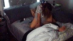 IP Cam Bedroom Sex 5