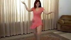 Saudi Belly Dancer