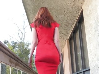 Sexy Redhead Milf Kendra James Flash Play