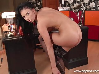 Serena is a hot italian girl next door first time naked