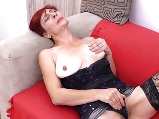 Real Mother Wants Big Cocks In All Her Holes