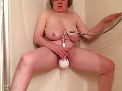 Hot body granny cumming again by MarieRocks