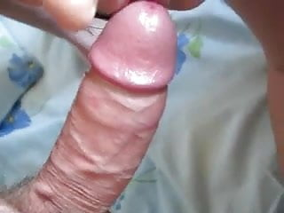 Great cock sucking and balls licking