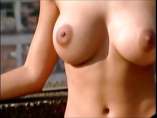 Janie Dickens topless and strip