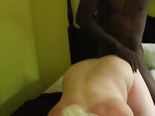 Getting fucked from behind