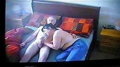 Parents caught on spy cam