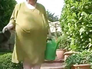 Gigantic Tits Granny