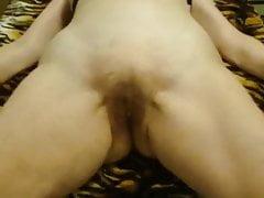Hairy mature slut loves cock