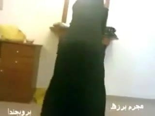 crazy and funny arab girl