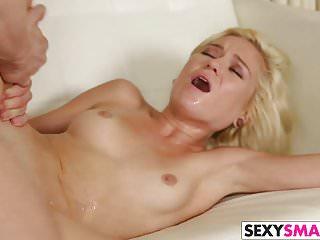 Petite Blonde Teen Chloe Foster Gets Fucked