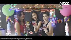 THAI club bitches PMV compilation by Dimecum trailer