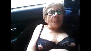 Abuela muy necesitada