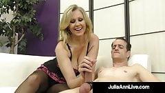 Dominating Diva Julia Ann Play